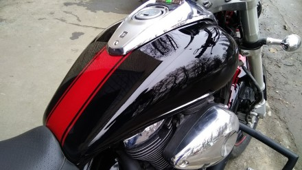 Пайка, восстановление, покраска пластика, обвесов на мотоциклы. Киев. фото 1