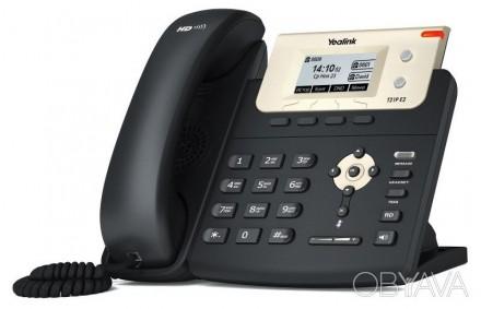 Yealink SIP-T21P E2, ip телефон. Киев. фото 1
