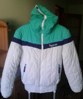 Куртка підліткова зима-осінь. Стрый. фото 1