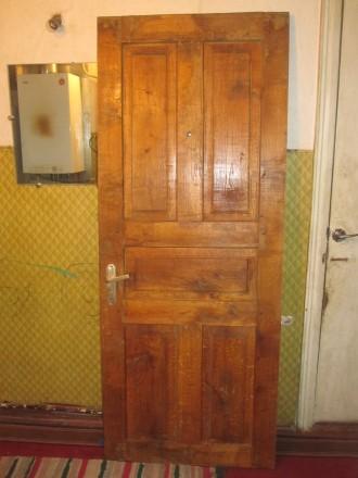 СРОЧНО! Дубовая входная дверь. Чернигов. фото 1