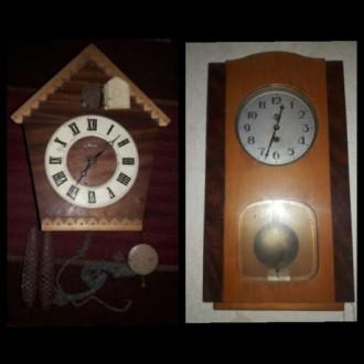 Продам раритетные настенные часы. Чернигов. фото 1