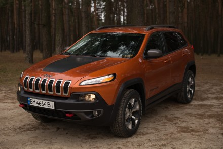 Jeep Cherokee Trailhawk. Сумы. фото 1