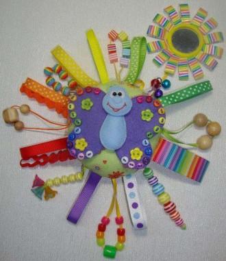 Игрушка развивашка для малышей. Полтава. фото 1