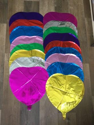 Фольгированные шарики шары. Сумы. фото 1