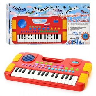 Піаніно, музикальный центр развивающая игрушка для ребенка. Киев. фото 1