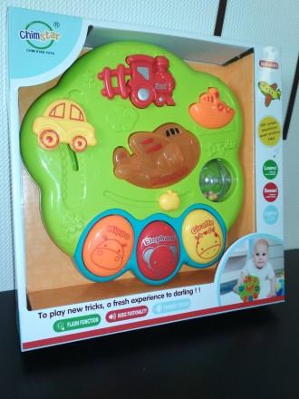 Піаніно, ксилофони, тріскачка, для ребенка игрушка интерактивная. Киев. фото 1