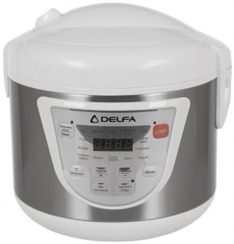 Мультиварка Delfa DMC-310. Вінниця. фото 1
