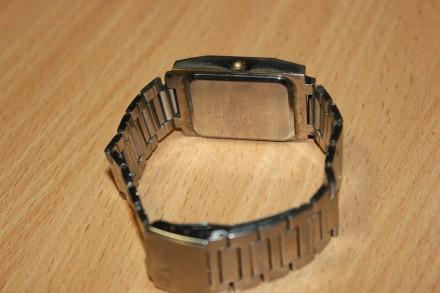 Часы Laros (Япония) унисекс. Рабочие, требуется замена батарейки. Отправка по . Бердянск, Запорожская область. фото 4
