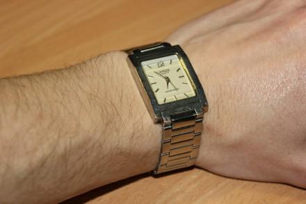 Часы Laros (Япония) унисекс. Рабочие, требуется замена батарейки. Отправка по . Бердянск, Запорожская область. фото 5