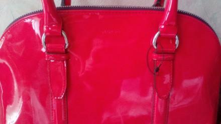 размер сумки 36*29*15, очень стильная сумка. Запорожье, Запорожская область. фото 4