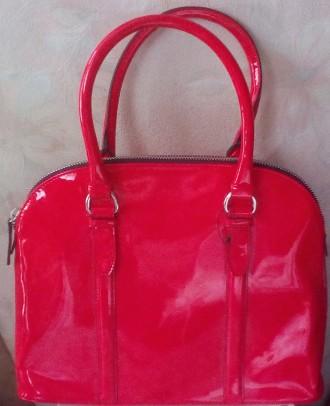 размер сумки 36*29*15, очень стильная сумка. Запорожье, Запорожская область. фото 2