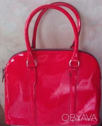 размер сумки 36*29*15, очень стильная сумка. Запорожье, Запорожская область. фото 1