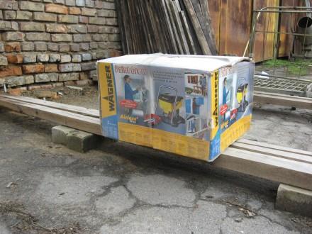 Окрасочный аппарат Wagner Paint Crew — поршневой окрасочный агрегат высокого дав. Херсон, Херсонская область. фото 5