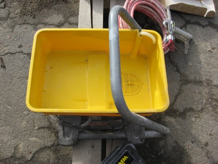 Окрасочный аппарат Wagner Paint Crew — поршневой окрасочный агрегат высокого дав. Херсон, Херсонская область. фото 4