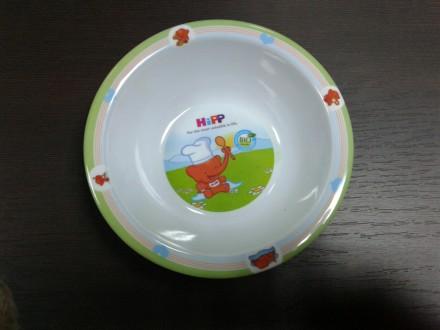 тарелочка для кормления HIPP. Черкассы. фото 1