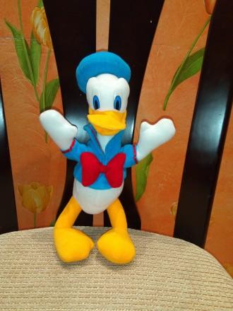 Игрушка мягкая уточка из мультфильма. Черкассы. фото 1