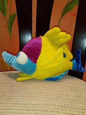 Мягкая игрушка рыбка из мультфильма Немо. Черкассы. фото 1