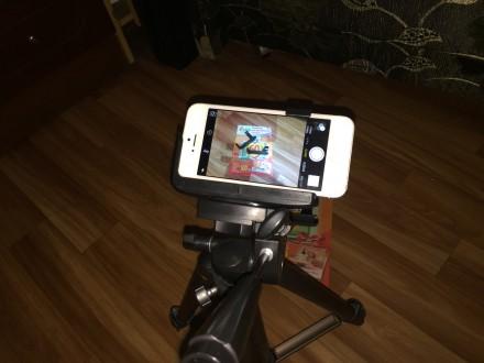 Универсальный адаптер под телефоны для штатива. Измаил. фото 1