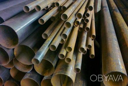 Продам трубу: Диаметры: 25 мм; 32 мм; 42 мм; 48 мм; 50 мм – на столбики для з. Житомир, Житомирская область. фото 1