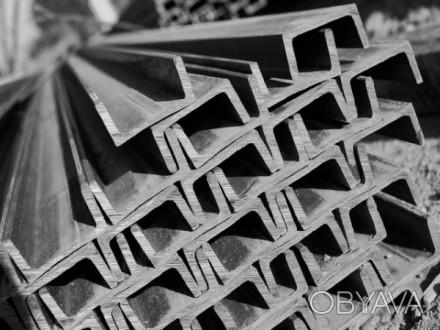 Продам швеллер. В наличии размеры: от №8 до №30. Осуществляем услуги резки, руб. Житомир, Житомирская область. фото 1
