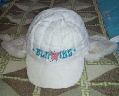 Зимняя шапка  Biribimbi. Магдалиновка. фото 1