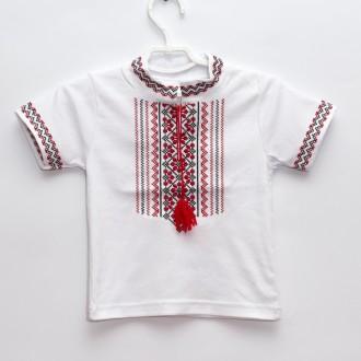 Продам Футболку Вишиванка для мальчика. Тернополь. фото 1