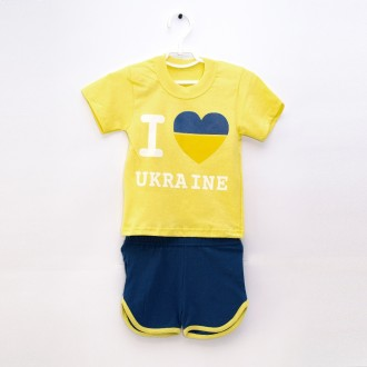 Продам Летний комплект Футболка + шорти. Тернополь. фото 1
