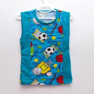 Продам Летние костюмчики-комплекти майка + шорти. Тернополь. фото 1
