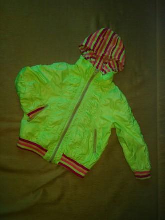 Куртка легка дитяча. Полтава. фото 1