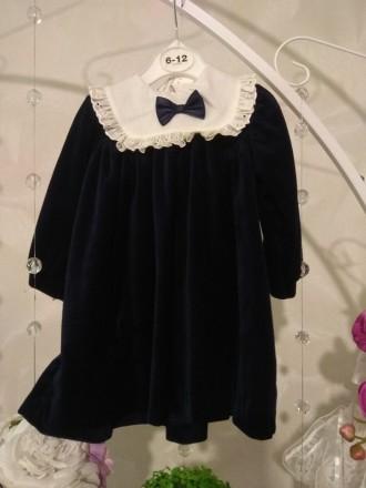Нарядное платье для малышки. Бердянск. фото 1