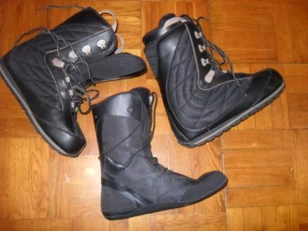 Cноуборд ботинки Deeluxe ( Shark ) , 45-46 размер ( 29-29,5 см ). Киев. фото 1