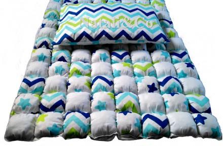 Одеяло бон-бон+подушка (САТИН). Днепр. фото 1