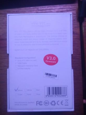 Продам Joyetech Evic-VTC Mini. 75 Ват. Оригинальный Бокс Мод.   НЕ ПУТАЙТЕ С К. Запорожье, Запорожская область. фото 6