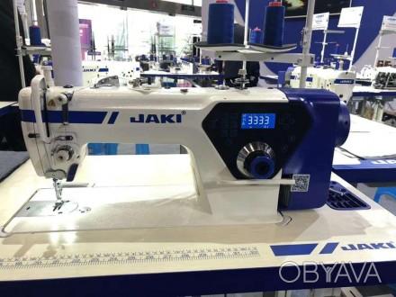 Промислова швейна машина JAKI H1-7
