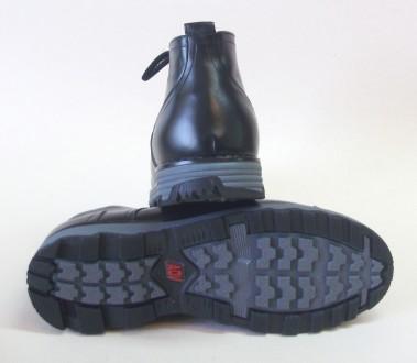 Ботинки на шнурке. К5089.  Материал верхней части: Натуральная кожа.    Матери. Каменское, Днепропетровская область. фото 4