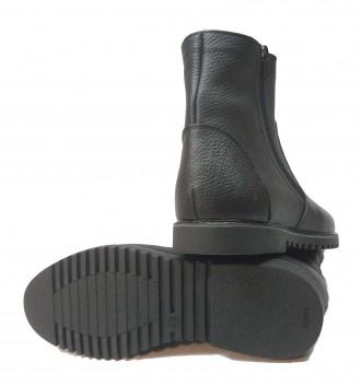Ботинки мужские, кожаные. Б5454. 40-45р. Высокие.. Каменское. фото 1