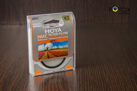 Фильтр Hoya HMC UV(C) 43 мм (Made in Japan). Днепр. фото 1