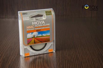 Фильтр Hoya HMC UV(C) 37 мм (Made in Japan). Днепр. фото 1