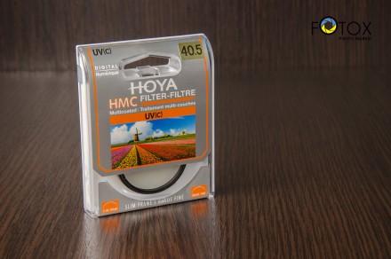 Фильтр Hoya HMC UV(C) 40,5 мм (Made in Japan). Днепр. фото 1