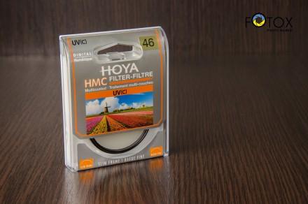 Фильтр Hoya HMC UV(C) 46 мм (Made in Japan). Днепр. фото 1