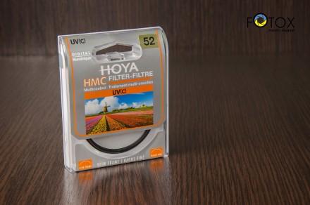 Фильтр Hoya HMC UV(C) 52 мм (Made in Japan). Днепр. фото 1