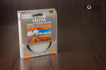 Фильтр Hoya HMC UV(C) 62 мм (Made in Japan). Днепр. фото 1