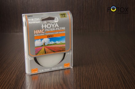Фильтр Hoya HMC UV(C) 72 мм (Made in Japan). Днепр. фото 1