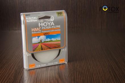 Фильтр Hoya HMC UV(C) 77 мм (Made in Japan). Днепр. фото 1