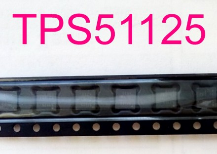 TPS51125 запечатанные в ленте. Нововолынск. фото 1