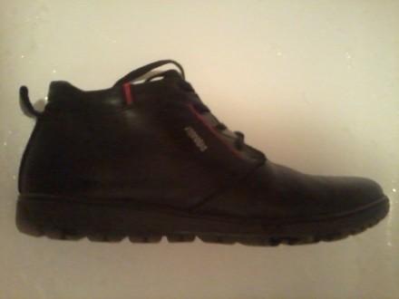 Ботинки Maraton зимние кожаные. Сумы. фото 1