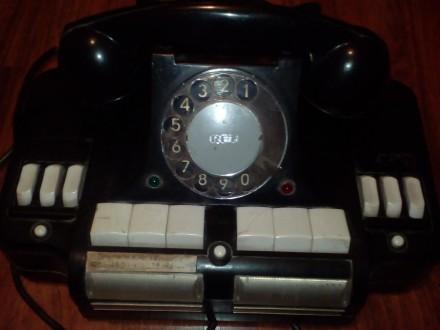 Ретро коммутатор телефонный. Сумы. фото 1