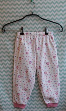 Штанішки піжамні для дівчинки e497b03dc4719