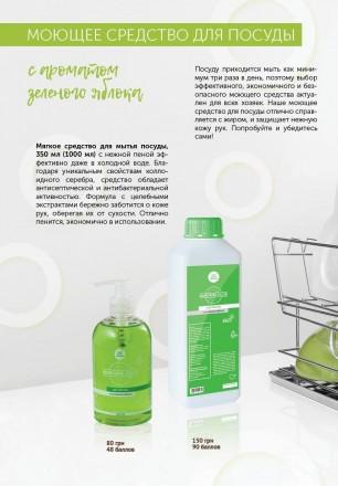 Натуральное моющее, чистящее и стиральное без химии
