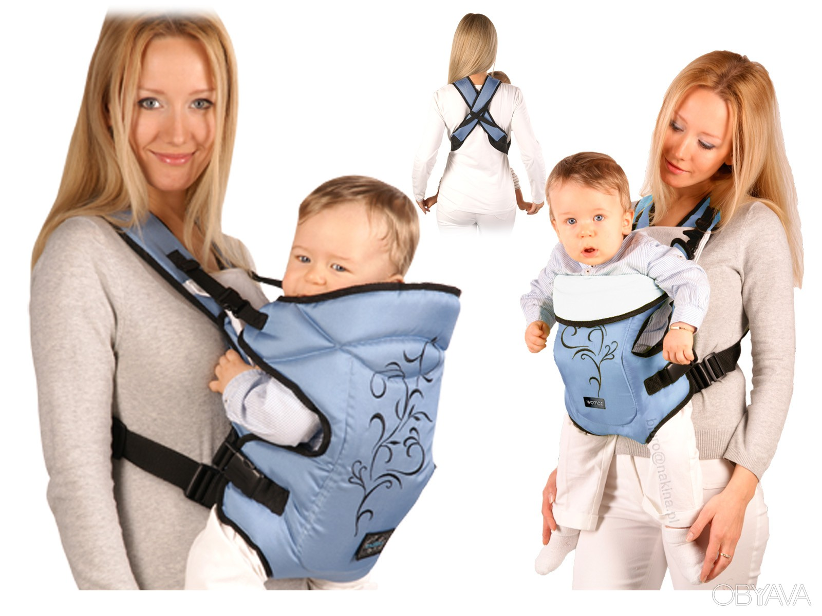 Кенгуру для ребенка 2 месяца фото
